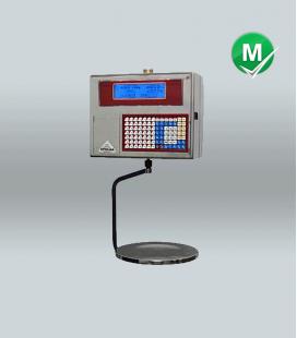 JUPITER22RL - Balança comercial com etiquetadora