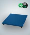 K2TIGER 1500Kg/3000Kg - Plataforma de 4 células