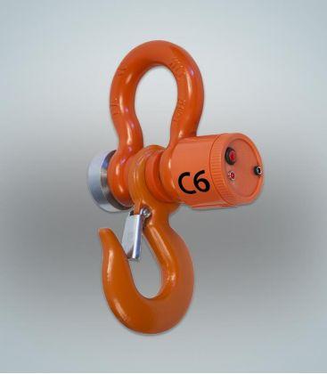 C6 - Gancho de pesagem