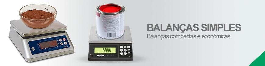 Balanças Simples